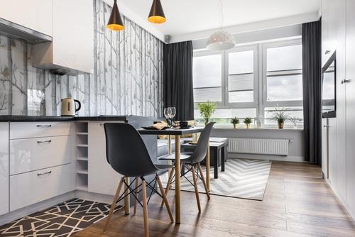 Kā palielināt mazas platības dzīvokli, izmantojot interjera dizainu?