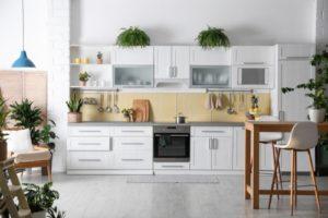 apvienota virtuve