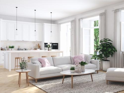 Ko izvēlēties, plānojot remontu – atsevišķa virtuve vai apvienota ar dzīvojamo istabu?