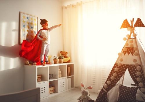 Kā nodarbināt bērnu mājas apstākļos?