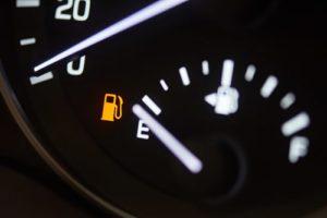 degvielas patēriņa pieaugums