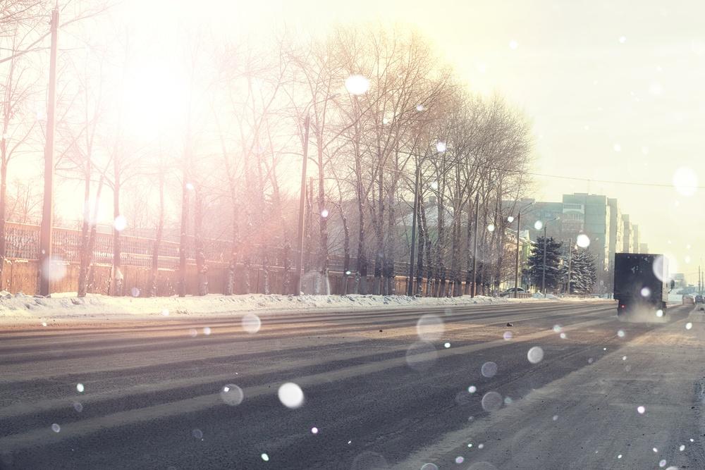 Drošība uz ceļa ziemas laikā