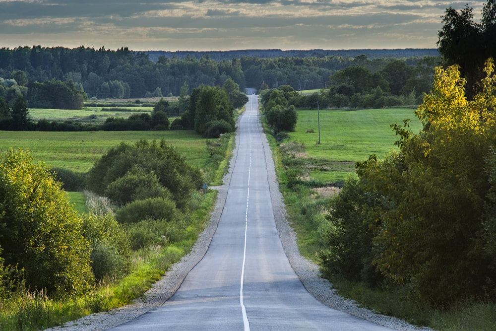 Interesanti ceļojumu maršruti ar auto pa Latviju